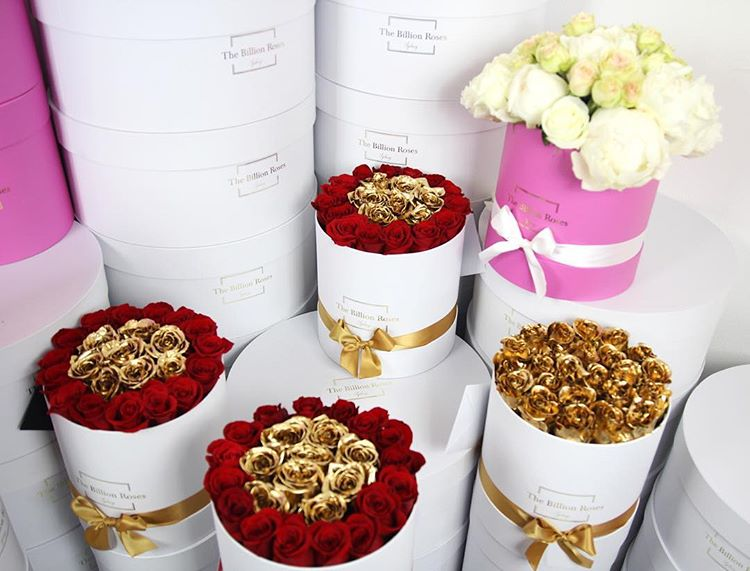 Luxury flower box/Recycled Paper Round Flower Packaging Boxes/flower packaging box wholesale In EECA China