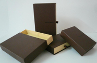 Hot sale paper drawer gift box made in Dongguan