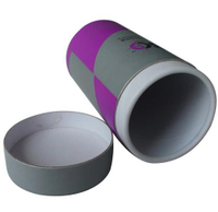 Round hat box wholesale/custom printed hat box/Cylindrical gift box